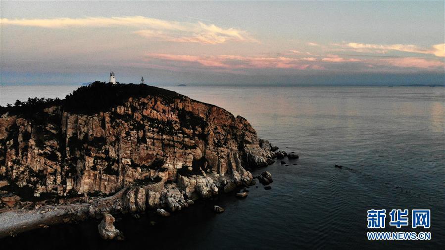 山东长岛:生态秀美环碧海