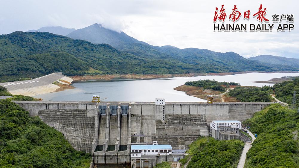 海南水库蓄水量增加0.31亿立方米