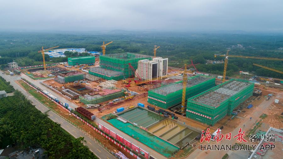 大唐万宁燃气发电项目加快建设 力争年底建成投用
